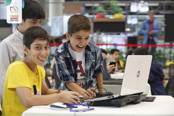 آموزش برنامه نویسی به کودکان
