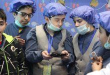 تصویر از رویداد اتاق عمل پسران