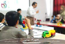 تصویر از چهارمین جلسه حضوری اعضاء کلوب کد نویسی