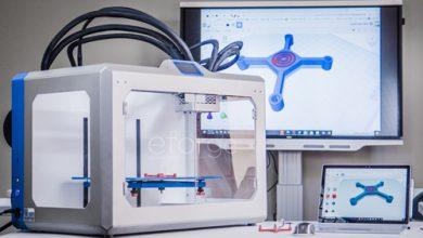 تصویر از پرینت سه بعدی چیست