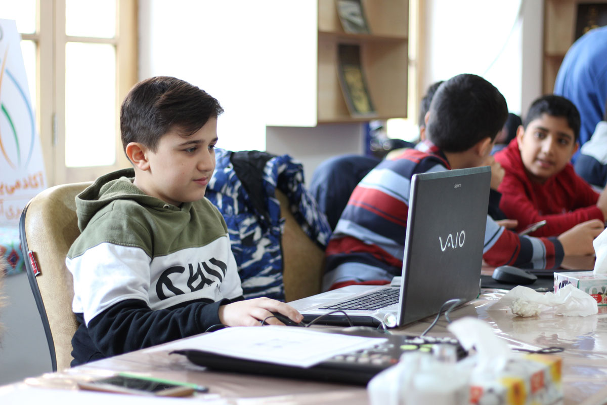 برنامه نویسی کودکان
