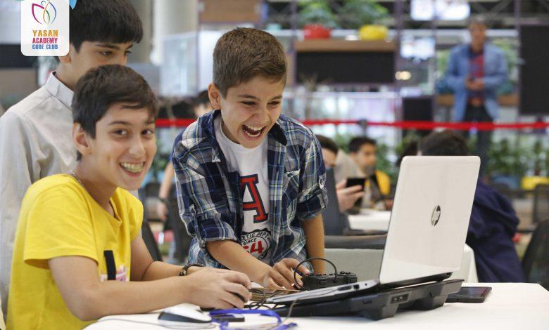اهمیت آموزش برنامه نویسی کودکان