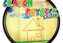 تصویر از دانلود بازی نقاشی Crayon Physics Deluxe