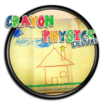 دانلود بازی نقاشی Crayon Physics Deluxe