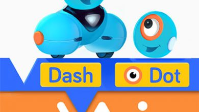 تصویر از دانلود بازی الگوریتمی Blockly for Dash & Dot robots