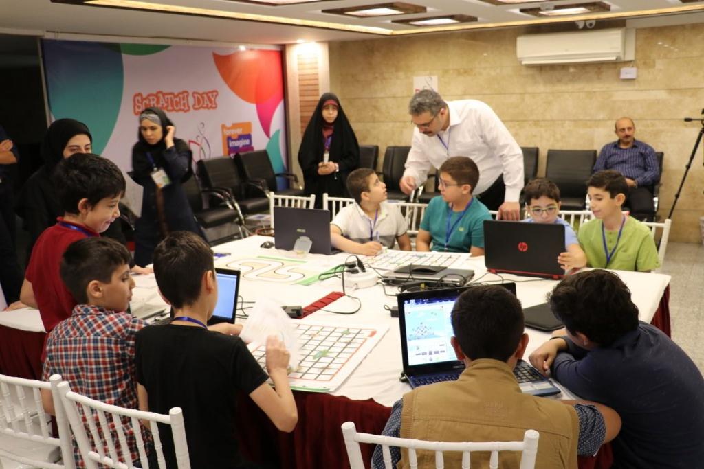 مسابقات برنامه نویسی کودکان